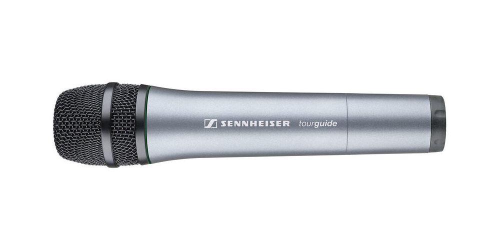 sennheiser skm 2020 d microfono tourguide