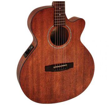 Cort SFX-MEM-OP Guitarra Acústica Electrificada Openpore
