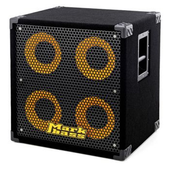 "Markbass Standard 104HR-4 - 4x10"" - Tweeter compresión 1"" - 800W - 4 Ohm"
