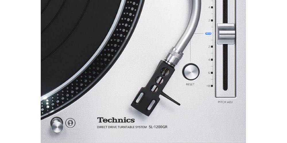 technics sl1200 gr plato profesional alta gama traccion directa