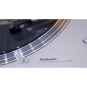 Technics SL-1200 GR-EG-S Giradiscos Profesional