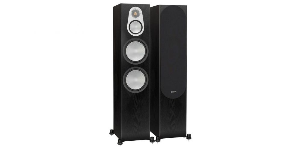 Monitor Audio Silver 500 Black oak