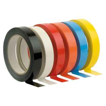 Showtec PVC Tape Cinta Naranja para Escenario 90628O