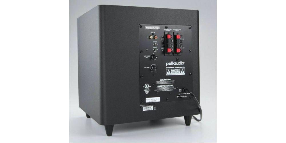 polk audio tl1600 subwoofer