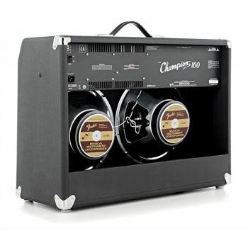 Fender Champion 100 Amplificador 100W.  2 Altavoces 12