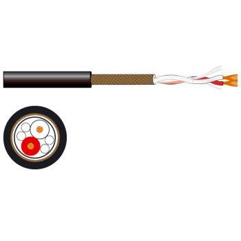 Fonestar CA-90-NE Cable micrófono balanceado 100m