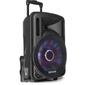 Fenton FT-12LED Altavoz Activo 12