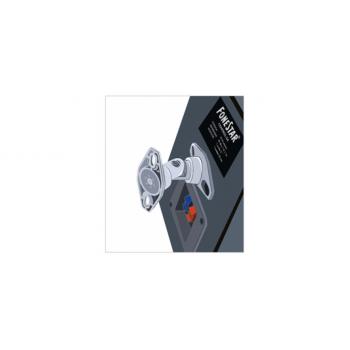 Fonestar SAL-604P Pareja de Soportes de Pared para Altavoz