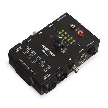 Fonestar CTM-101 Comprobador de Cables de audio