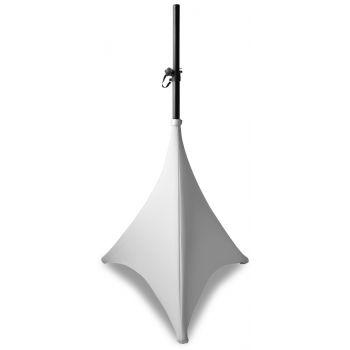 Beamz Funda de Lycra 0,7m Blanco 180066