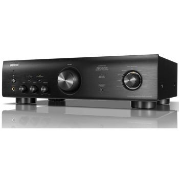 Denon PMA-600 NE Black Amplificador Hifi  PMA600 NE Black
