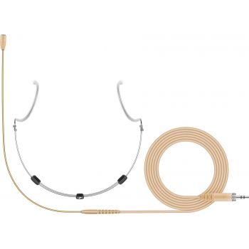 Sennheiser HSP Essential Omni-Beige EW Micrófono de Condensador de Diadema
