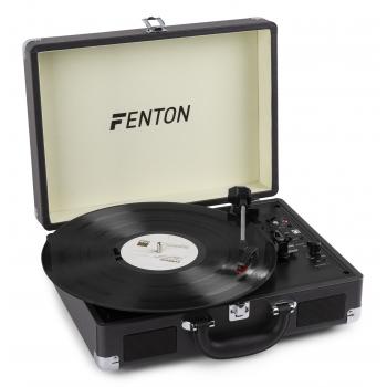 FENTON RP115C Maleta Reproductor Giradiscos con Bluetooth 102107