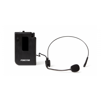 Fonestar MSHT-19 Micrófono inalámbrico de Petaca VHF