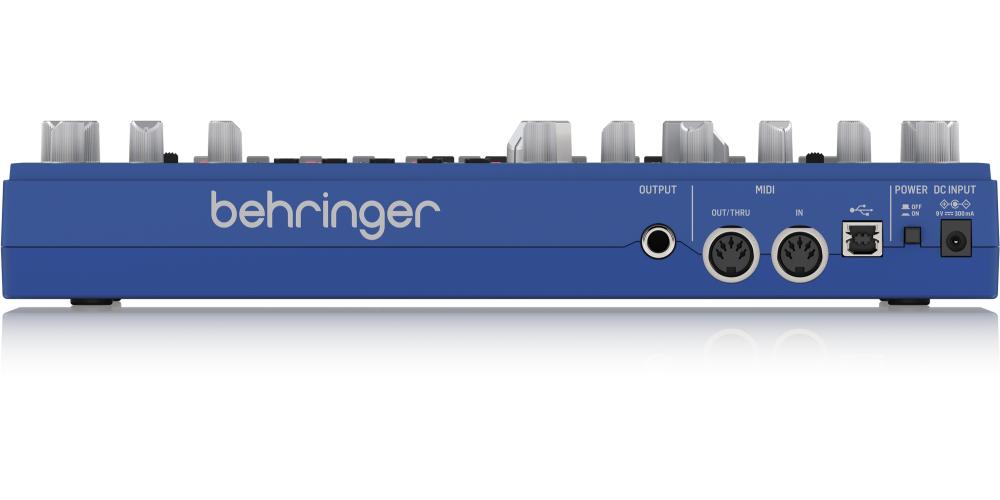 behringer TD 3 BU conexiones