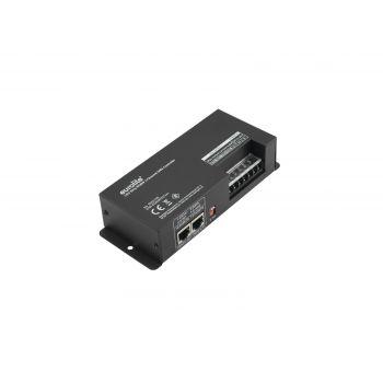 Eurolite Led Strip RGBW 4-Channel DMX Controlador para Tira Led