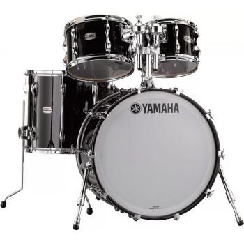 Yamaha Recording Custom Rock Set Solid Black 22
