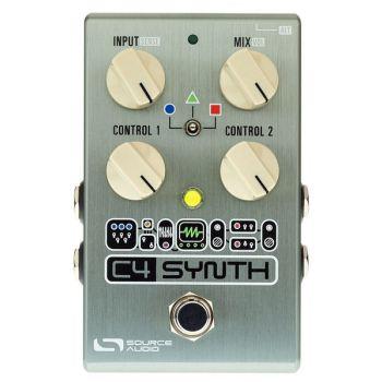 Source Audio SA249 C4 Synth Pedal Para Guitarra y Bajo
