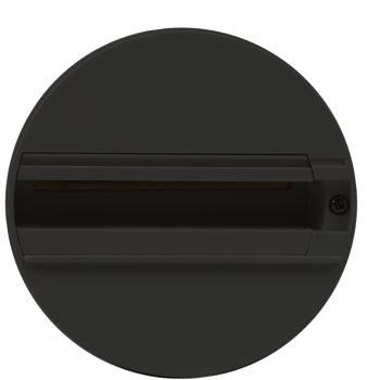 Ecler TUBE SMABK Adaptador de montaje en superficie Ecler WiSpeak TUBE Negro