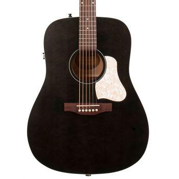 Art & Lutherie Americana Faded Black Q1T. Guitarra Acústica
