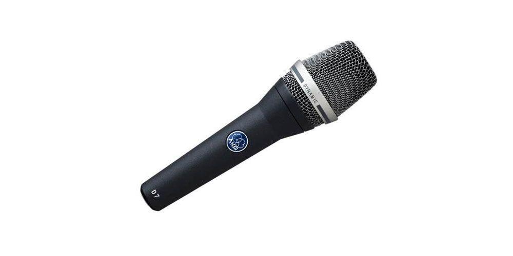 microfono akg d7