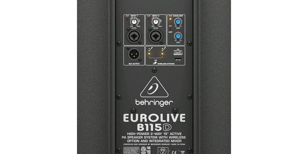 Behringer B115D