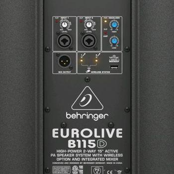 BehringerB115D