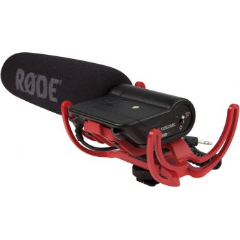 Rode VideoMic Rycote Micrófono de cañón para cámara