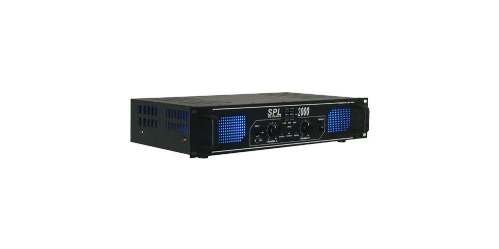 SKYTEC SPL2000EQ Etapa de Potencia 2 x 1000W 178799