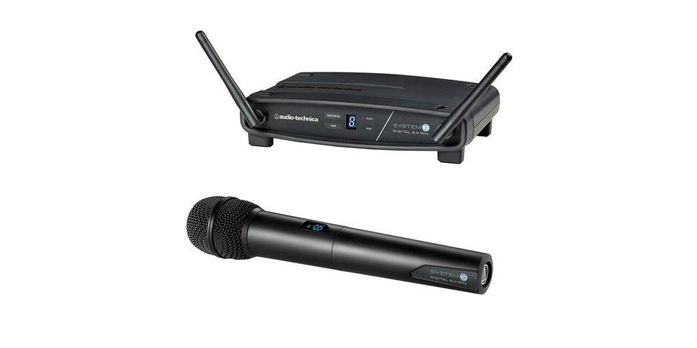 AUDIO TECHNICA ATW-1102 Sistemas inalámbrico digital  de Mano