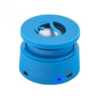 WOXTER MICROBEAT 20 Azul Altavoz Portatil