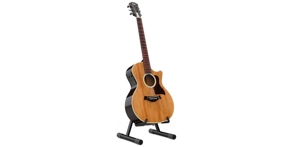 Audibax SG 02 soporte guitarra aluminio