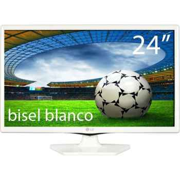 "LG 24MT47D WZ Tv LED 24"" Blanco"