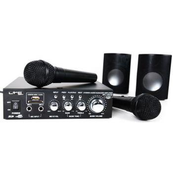 LTC KARAOKE STAR2 MK II , Conjunto Karaoke 2 x 50w