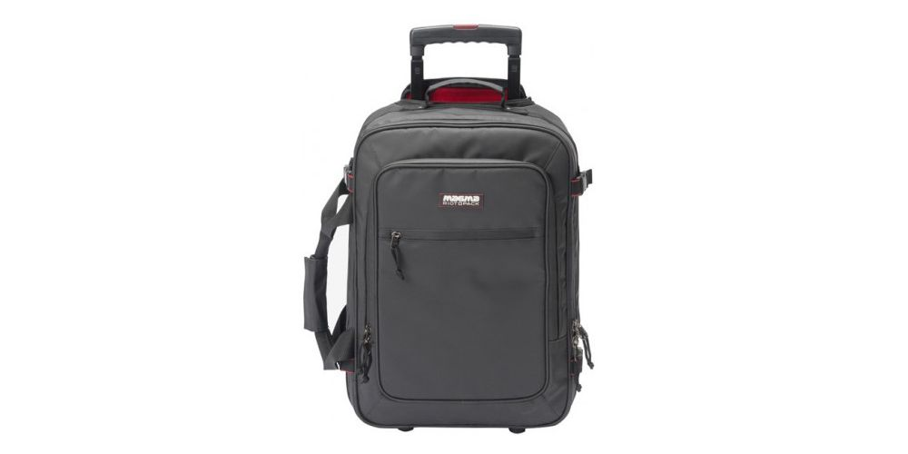 magma riot carry on trolley
