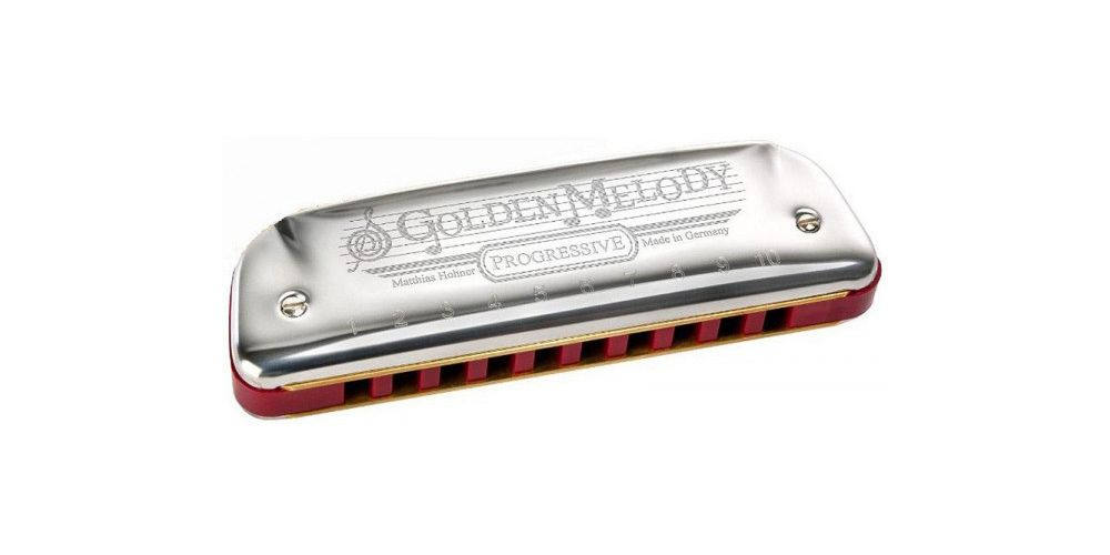 Hohner Armonica Golden Melody 542/20 CX6C