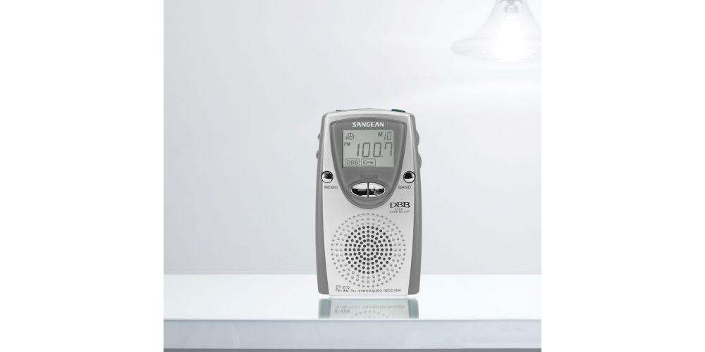 sangean dt210 radio digital