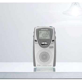 SANGEAN DT210 Radio Bolsillo Digital FM-AM