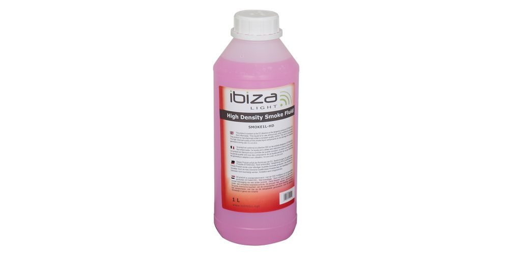 Ibiza Light Smoke 1L HD Liquido