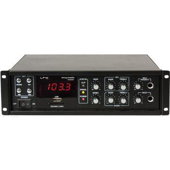 LTC PAA80 Bluetooth Amplificador de Megafonia