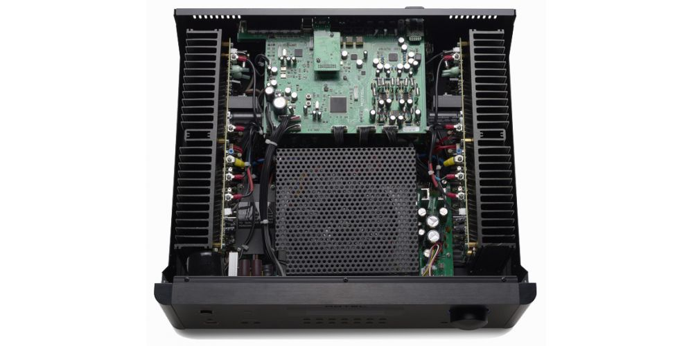 rotel RA1592 amplificador fabricacion