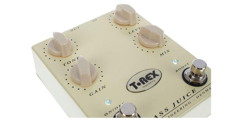 t rex bass juice 5