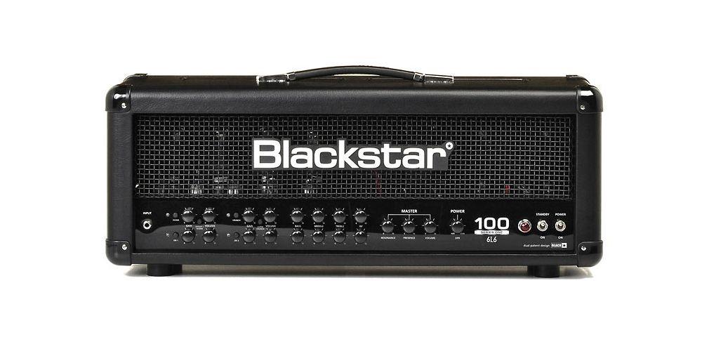 blackstar amplificador guitarra seris one 104 6L6