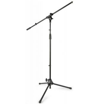 Vonyx 180024 Pie de microfono con pertiga