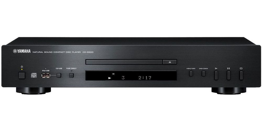 yamaha cd s300 black
