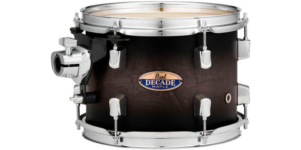 pearl decade maple dmp925f satin black burst oferta