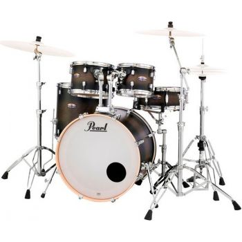 Pearl Decade Maple DMP925/F Satin Black Burst, Set Bateria