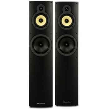 Yamaha MCR-N670 Black Wharfedale Crystal 4-3
