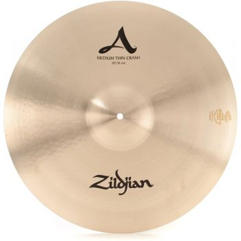 "ZILDJIAN CRASH 17"" A MEDIUM THIN"