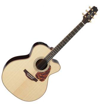 Takamine P7JC Guitarra Electroacustica Jumbo Serie PRO
